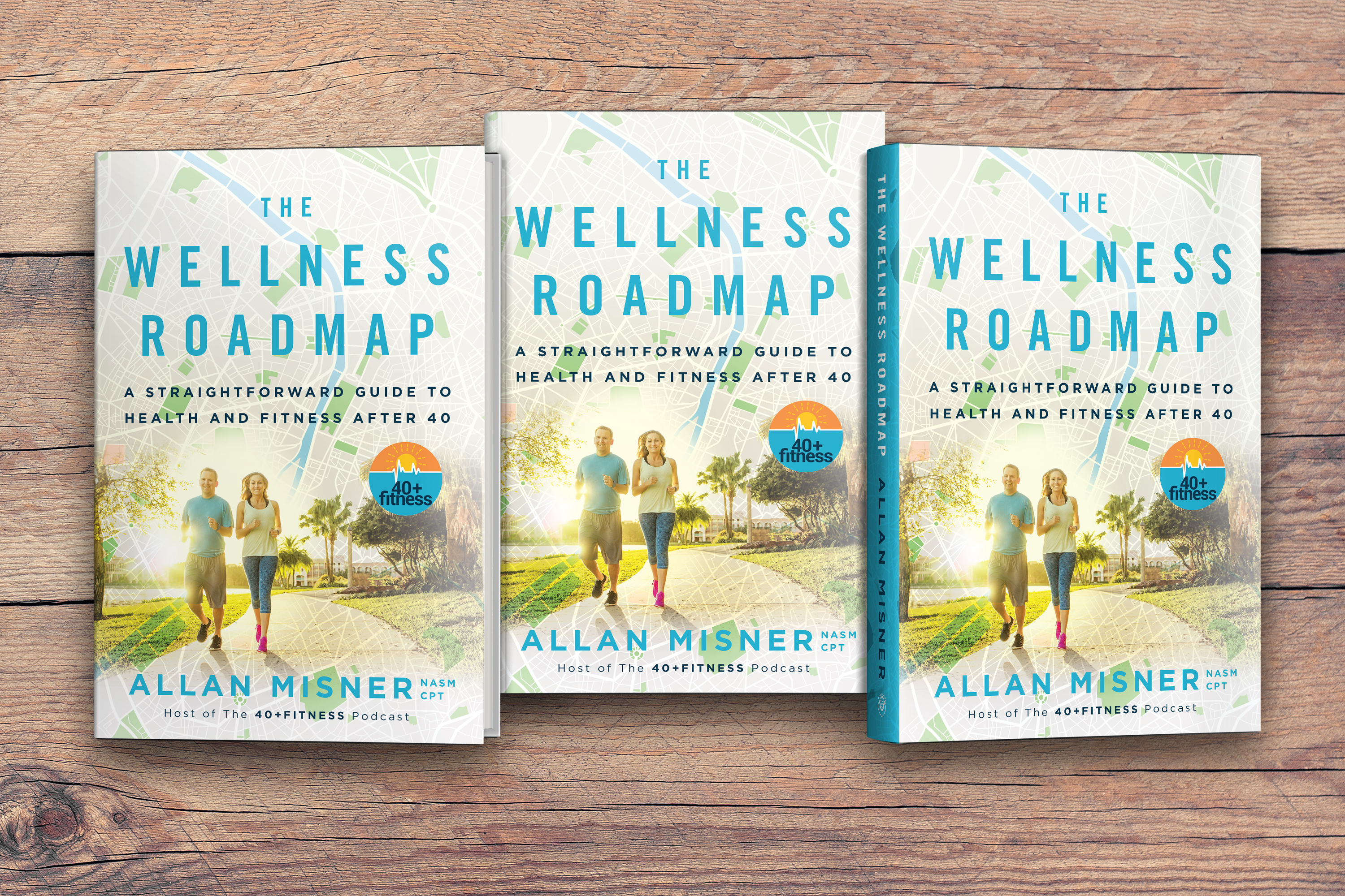 The Wellness Roadmap Book